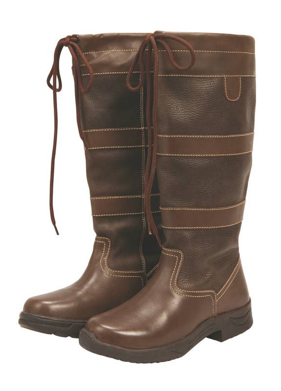 Saxon Country Boots