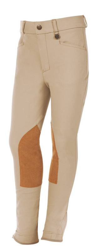 Dublin Pytchley Kids Adjustable Waist Breeches
