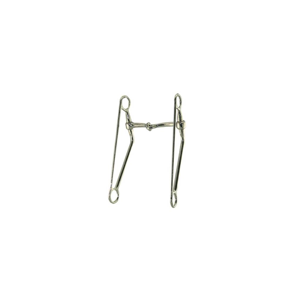 Coronet Long Cheek Snaffle Bit