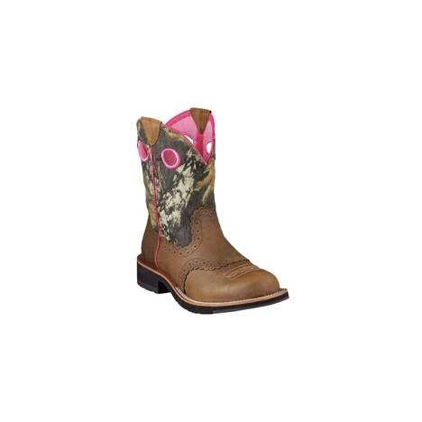 Ariat Womens Fatbaby Cowgirl Boot