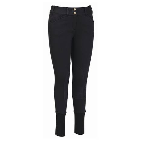 TuffRider Unifleece Front Zip Breech