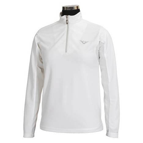 TuffRider Ladies Ventilated Long Sleeve Shirt