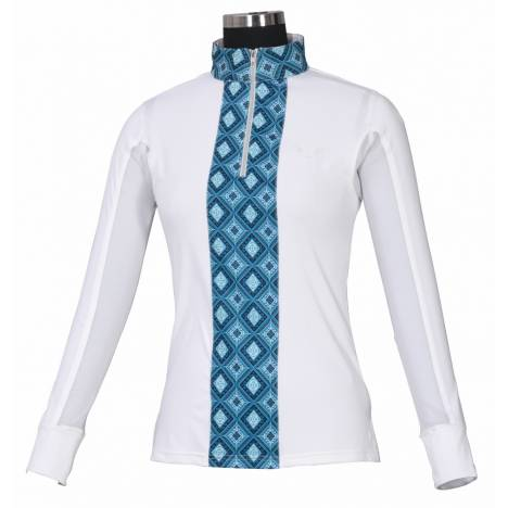 TuffRider Ladies Athena Equicool Riding Shirt