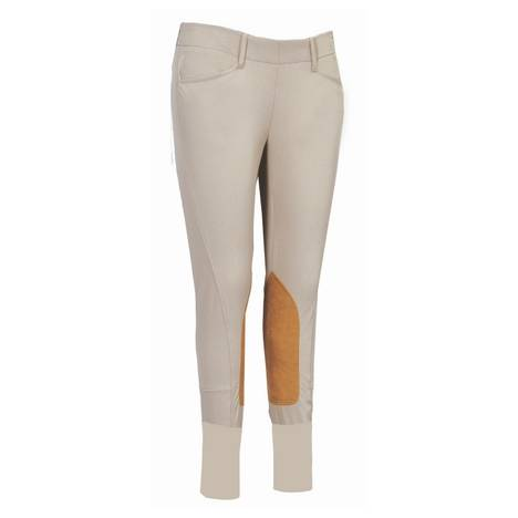 Equine Couture Ladies Champion Side Zip Breech