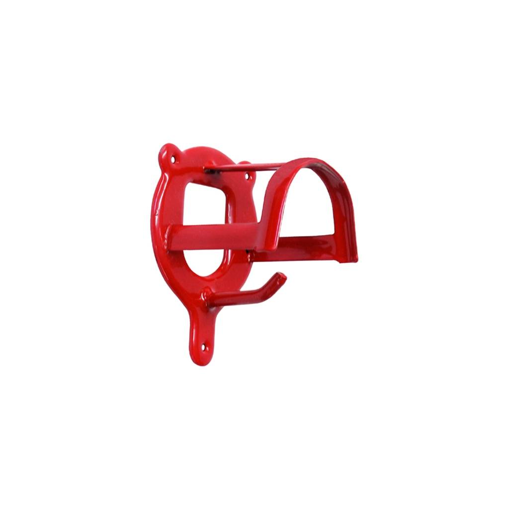 Abetta Enamel Coated Bridle Rack