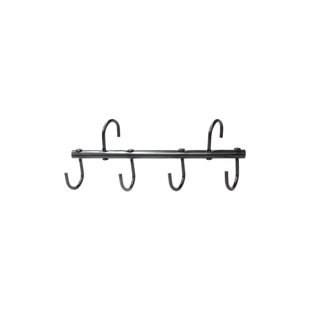 Four Hook Bridle Rack