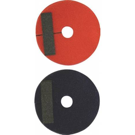 Abetta Bit Guards Neoprene, Pair
