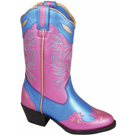 Smoky Mountain Toddler Lila Boots - Pink/Blue