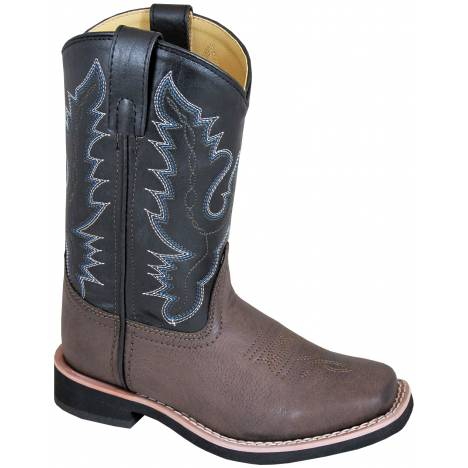 Smoky Mountain Youth Tyler Boots - Brown/Black