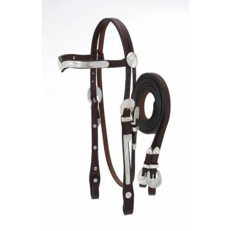 Royal King V Browband Show Headstall