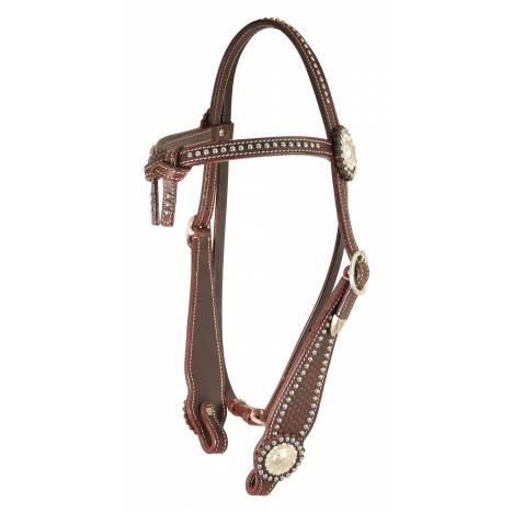 SEDONA Futurity Headstall with Spots