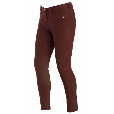 Ariat Ladies Heritage Low Rise Front Zip Riding Breeches
