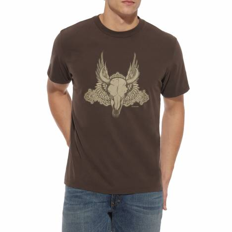 Ariat Mens Skull Tee Shirt