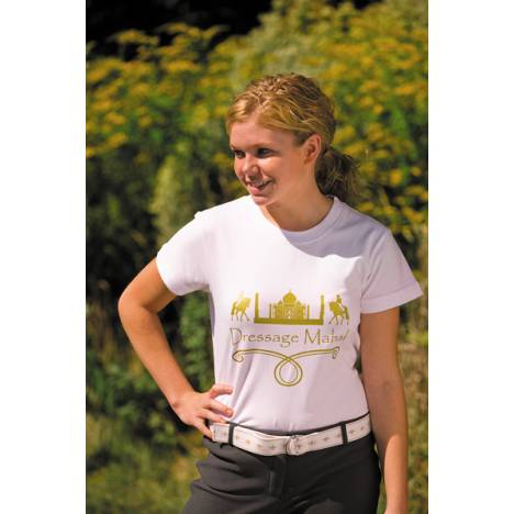 Equine Couture Dressage Mahal Tee Ladies