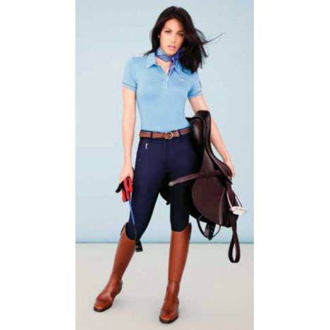 Pessoa Ive Polo Shirt - Ladies Short Sleeve