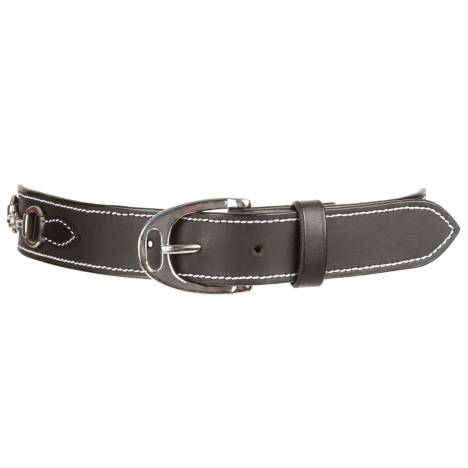 Daisy Clipper Nappa Leather Snaffle Bit Belt - Kids