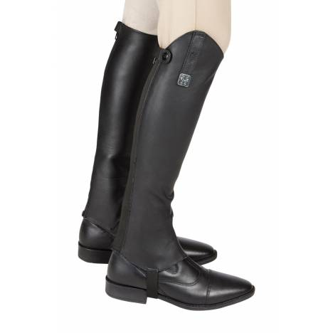 Huntley Brazilian Leather Half Chap - Adult