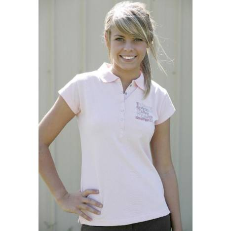 Jillaroo Australia Kids ''Tack Attack'' Polo Shirt
