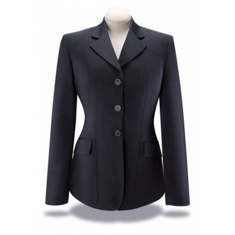 RJ Classics Xtreme Softshell Show Coat - Ladies Plus Size, Navy