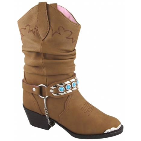 Smoky Mountain Chase Slouch Boots - Kids