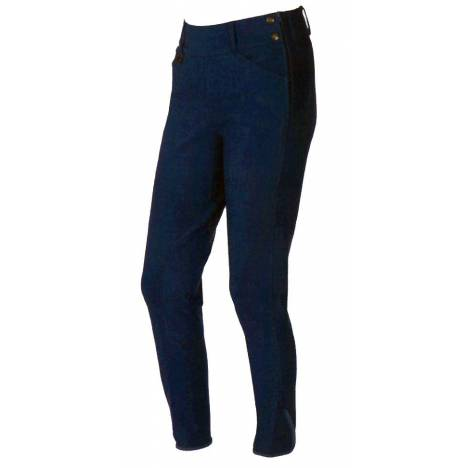 On Course Ladies Pytchley EuroSeat Side Zip Breeches