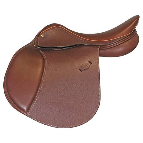 Henri de Rivel Pro Quarter Horse English Saddle (Foam)