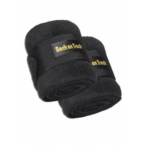 Back On Track Fleece Polo Leg Wraps - Double Pack
