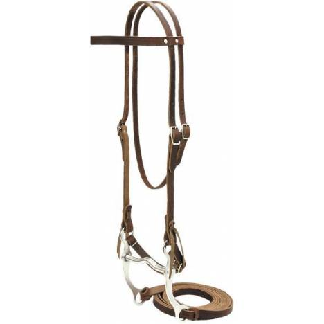 Billy Cook Saddlery Working Bridle