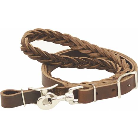 Cowboy Pro 5-Plait Mystery Braid Reins