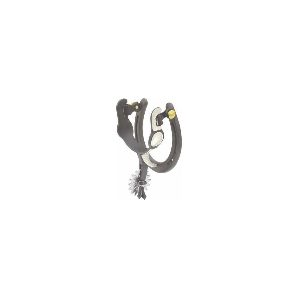 Horseshoe Spur Door Knocker