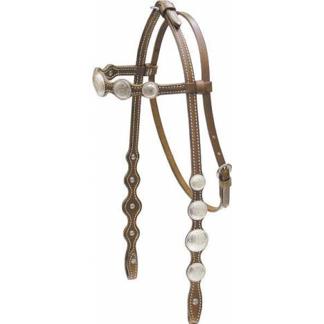 Billy Cook Saddlery Show Headstall
