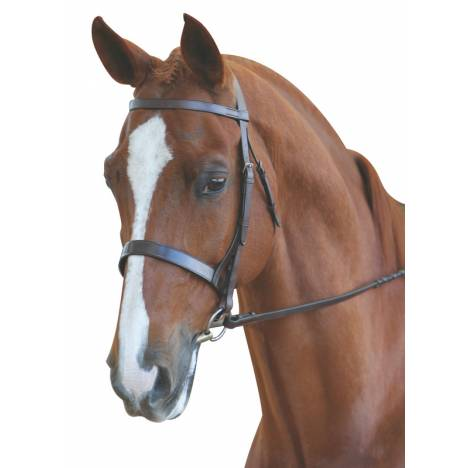 Kincade Padded Headpiece Flash Bridle