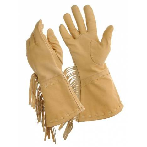 Tough-1 Ladies Buck-A-Roo Glove with Fringe