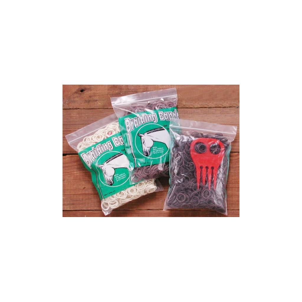 EquiRoyal Quic Braiding Value Pack
