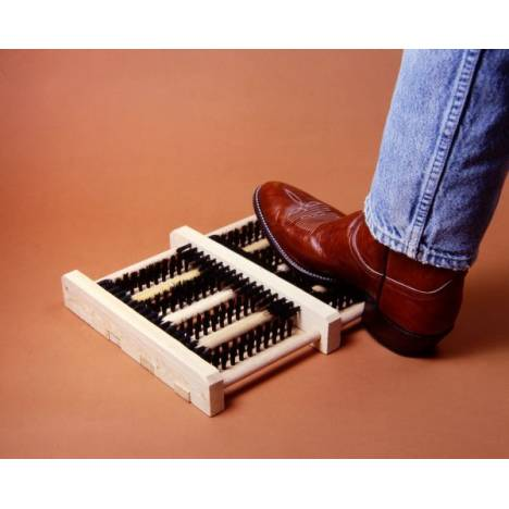 Gift Corral Hands Free Brush Boot Cleaner