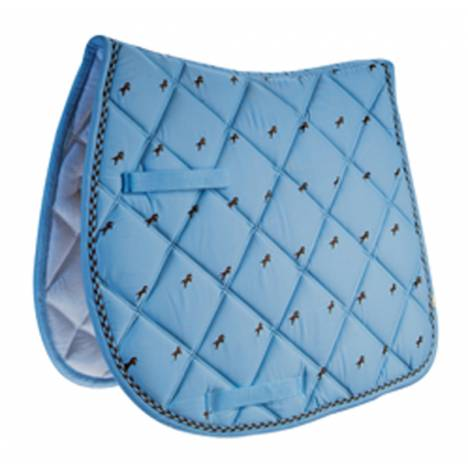 Lettia Embroidered Jumper Pony Pad