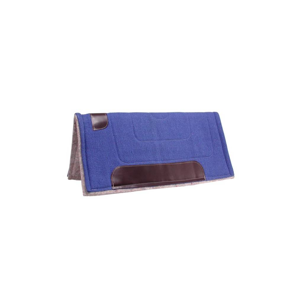 Tough-1 Ottawa Saddle Pad - Heavy Felt Lined