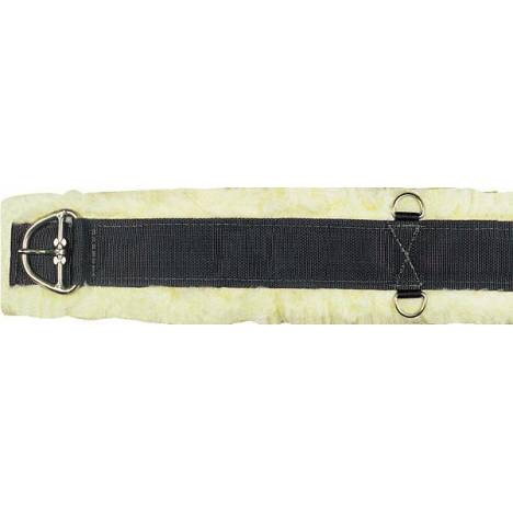 Abetta Cordura & Fleece Girth