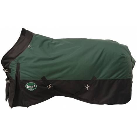 Tough 1 1200D Waterproof Poly Turnout Lightweight Blanket