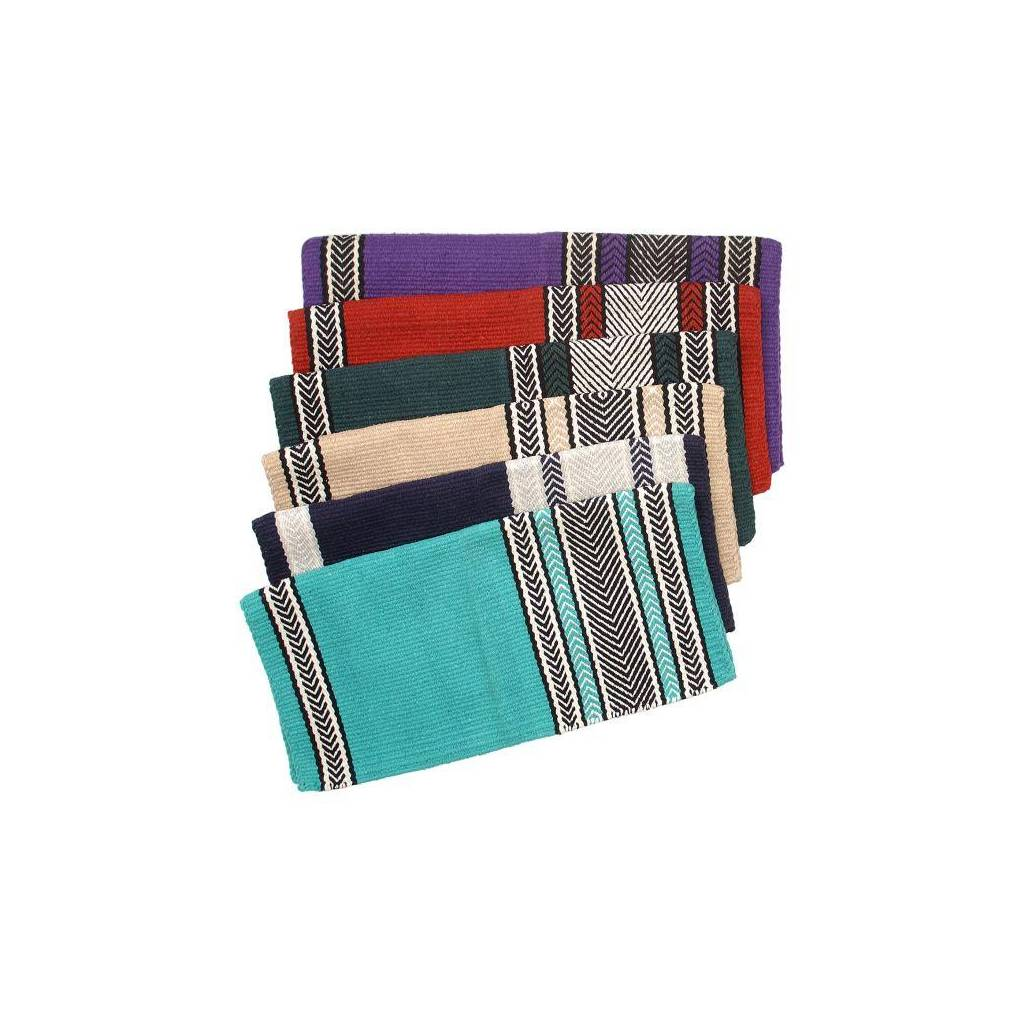 Tough-1 Shoshone Double Weave Saddle Blanket