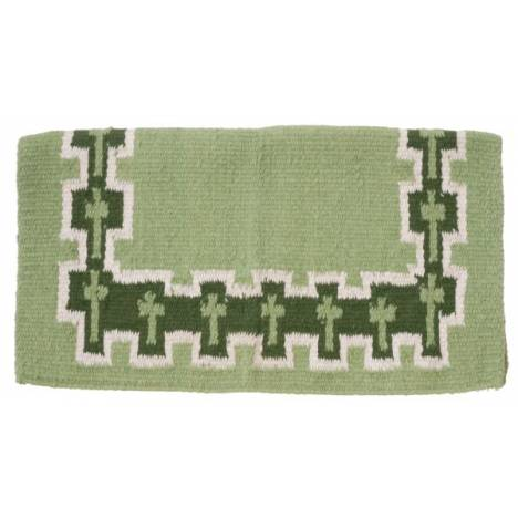 Tough-1 Wool Cross Saddle Blanket 4lb