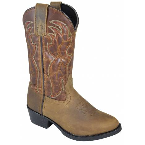 Smoky Mountain Childrens Tonto Boots - Brown