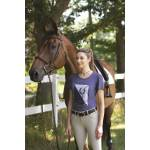 Chestnut Bay Ladies Vintage Tee - Grand Horse Show