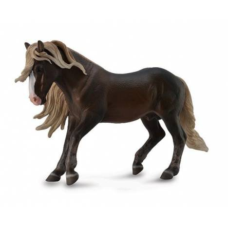 Breyer by CollectA - Black Forest Horse Stallion