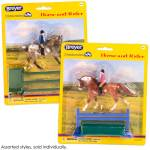 Breyer 2017 Stablemates Horse And Rider