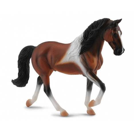 Breyer by CollectA - Bay Pinto Tennessee Walking Horse Stallion