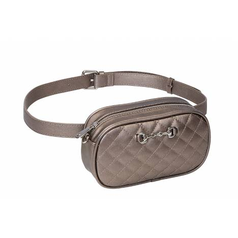 Kelley Snaffle Bit Quilted Cross Body & Waist Bag