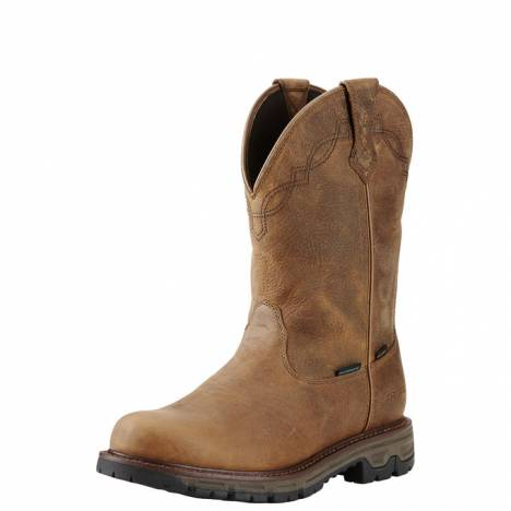 Ariat Mens Conquest Waterproof Insulated Boots