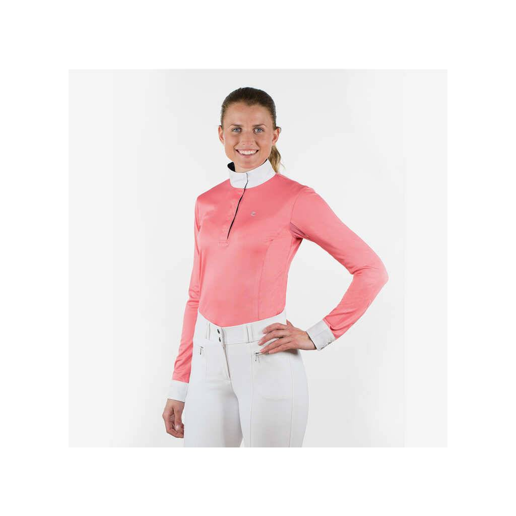 Horze Blaire Ladies Long-Sleeved Functional Show Shirt