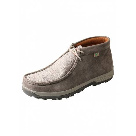 Twisted X Mens Chukka Mocs with CellStretch
